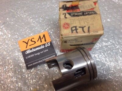 Yamaha 237-11636-00 125 AT1 piston +0,50 , oversized 0,50 NOS
