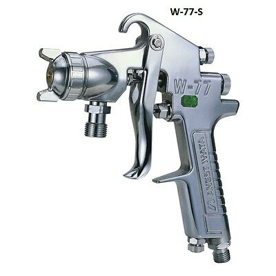 Anest iwata paint spray gun W-77-S or W-77-G with  2.0, 2.5, 3.0 mm nozzle