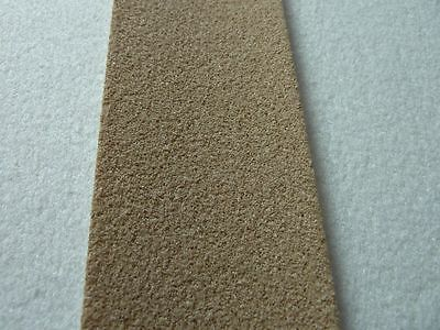 Dolls House Miniature 1:12 Scale Self Adhesive Beige Stair Runner