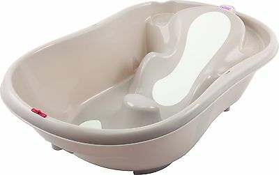 Okbaby Onda Evolution Baby Bath Tub (Taupe)