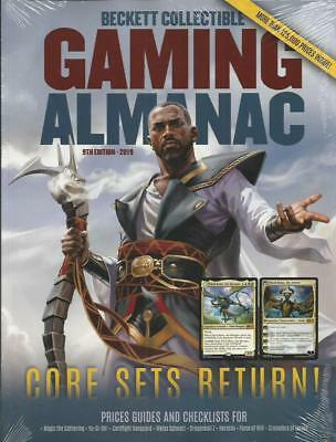 2017 Beckett Gaming Almanac Price Guide & Checklist 7th Edition - $29.95 SRP