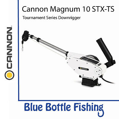 Cannon Magnum 10 STX TS Electric Downrigger