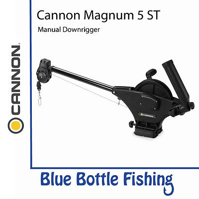 Cannon Magnum 5 ST Manual Downrigger