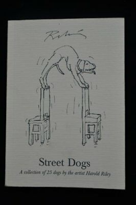 Street Dogs by Riley, Harold Paperback Book The Cheap Fast Free Post