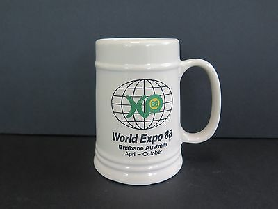 Collectable World Expo 88 Beer Stein
