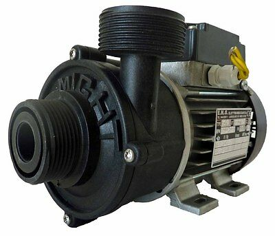 """Waterway Circulation Pump Tiny Might - 1 Speed 1/16Hp - 1.00"""" Suction"""