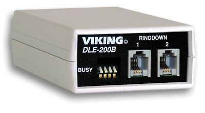 Viking 2-Way Phone Line Simulator (DLE-200B)