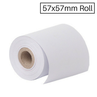500 Rolls 57x57 mm Thermal Paper, Cash Register(.54 cents per roll)
