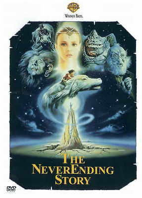 THE NEVERENDING STORY Movie POSTER 11x17 C Barret Oliver Noah Hathaway Gerald