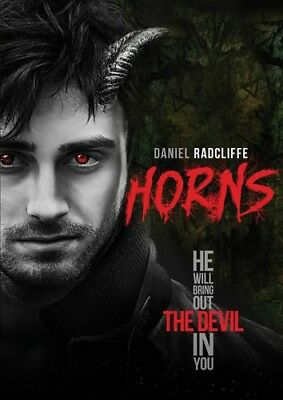 Horns [New DVD]
