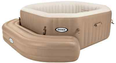 Hot Tub Inflatable Comfortable Bench Outdoor Garden Sitting Relax Accessory