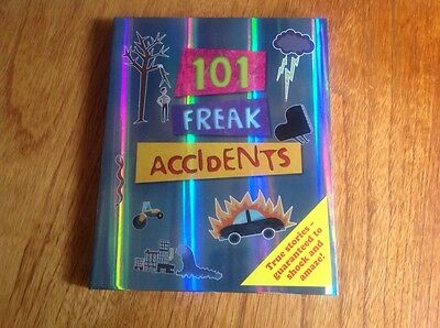 101 Freaky Accidents (101 Things) (Paperback), Igloo Books Ltd,9780857802408 B22