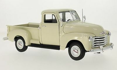 Chevrolet 3100 Pick Up, beige, 1:18, Welly