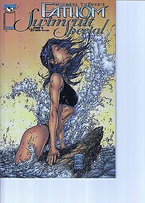 FATHOM SWIMSUIT SPECIAL 1999...NM-...Pin Up Special...Hard to Find Bargain!