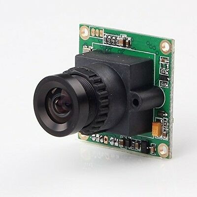 RunCam 600TVL Mini FPV Camera DC 5-17V Wide Voltage Version Of PZ0420 IR Blocked