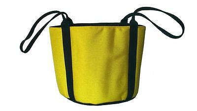 YELLOW Grooming Caddy Tote Organizer Groom Bag NEW Horse Pony Gift
