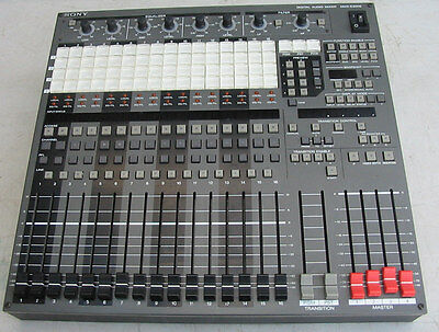 Sony DMX-E3000 Digital Audio Mixer.   Complete System