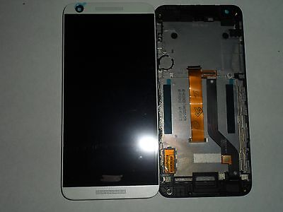 Htc Desire 626 626G Complete Lcd Display Touch Screen Digitizer & Frame White