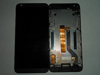 HTC DESIRE 626 COMPLETE LCD DISPLAY TOUCH SCREEN DIGITIZER with FRAME BLACK