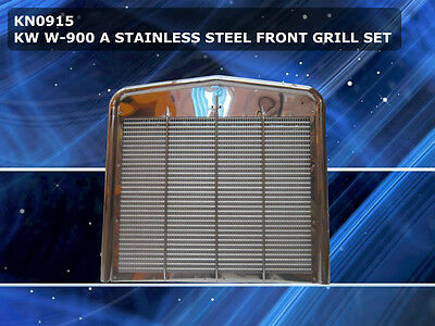 Kenworth W900A Oe Style Grille Complete Assembly K137-72 Kn 0915