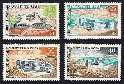 Afar and Issa Administrative Outposts 4v SG#515/18 MI#12-15