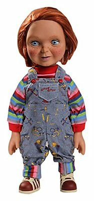 "MEZCO - Good Guys 15"" Talking Chucky Doll Before possession"
