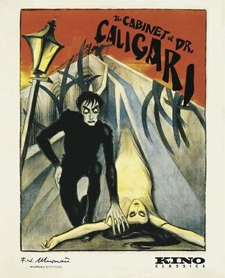 The Cabinet Of Dr. Caligari [New Blu-ray] 4K Mastering, Subtitled