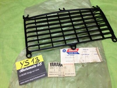 Yamaha 5X4-23472-01 YZ125 YZ 125 82 5X4 grille protection , protection grid NOS