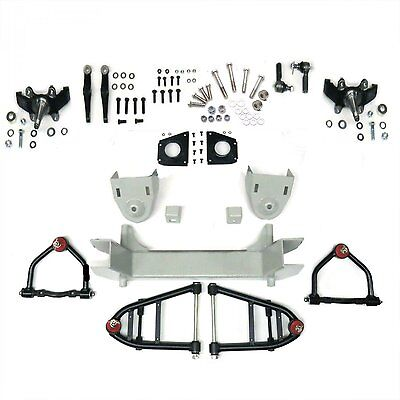 IFS Suspension Mustang II Kit for 47-59 Chevy Pickup Truck fits SSBC Brake
