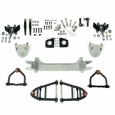 IFS Suspension Mustang II Kit for 50-62 Oldsmobile fits Wilwood & SSBC Brakes