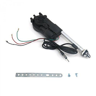 Power Antenna for 66-80 Cadillac H:30in 1.5in Mask HD Radio 1.5ft RCA Plug12v