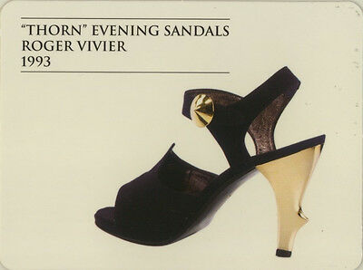 Single Swap Game Card: Roger Vivier Shoes. Fashion.