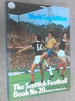 Scottish Football Book No. 20 by Hugh Taylor Book The Cheap Fast Free Post