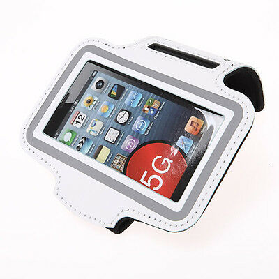 Sport Gym Cycling Jogging Running Arm Band Case Cover Bags for Apple iPhone 5 5s