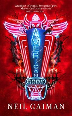 American gods: the author's preferred text by Neil Gaiman (Paperback)