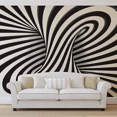 WALL MURAL PHOTO WALLPAPER XXL Abstract Swirl (2258WS)