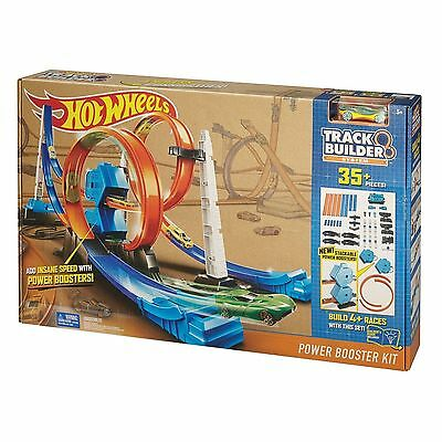 Hot Wheels Track Builder System Power Booster Kit - New & Boxed
