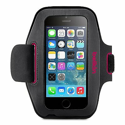 Belkin Sweat Protection Sport-Fit Fitness Exercise GYM Armband For iPhone 6 6S