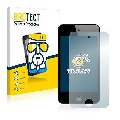 AirGlass Glasfolie Apple iPod Touch 4. Generation Panzerfolie Schutzglas