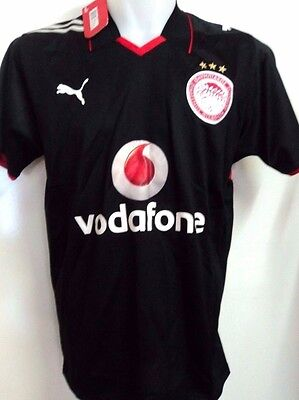Olympiakos 2012/13 Home Shirt By Puma Adults Size Xl Brand New With Tags