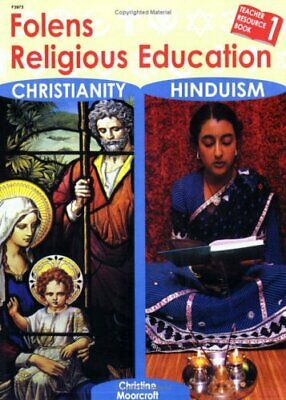 Primary RE: Resource Book - Christianity/Hi... by Moorcroft, Christine Paperback
