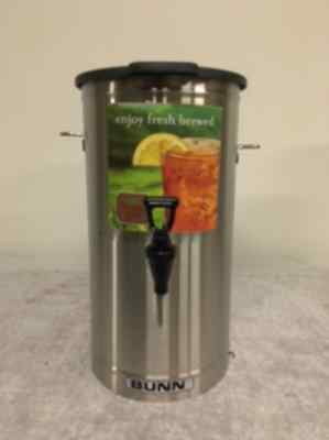 Bunn TDO 4 4 Gallon Iced Tea Dispenser CALL FOR SHIPPING