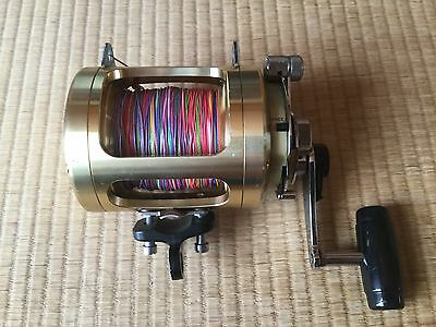 Shimano Tiagra 50 Wide 2 Speed  From Japan
