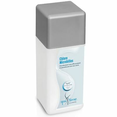 CHLORE MICROBILL - Chlore microbilles pour spa 1kg spa time bayrol
