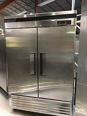Turbo Air 2 Solid Door Freezer TSF-49SD