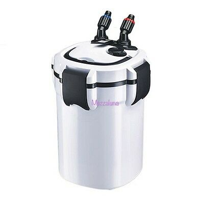 BETTA 1620 LPH - External Canister Aquarium Filter +Built In UV Upto 360 Litres