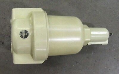 "New Norgren F18-C00-M3Da 2"" General Purpose Filter Air Water Separator"