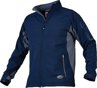 Rawlings REIGN Thermal Jacket Navy Large