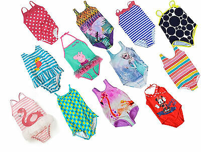 M&S girls swimming costume bikini tankini swimsuit 20 styles sizes baby - age 13