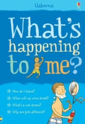 What's happening to me? by Alex Frith (Paperback)